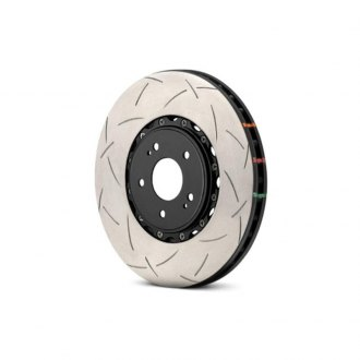 DBA® - CLUBSPEC™ 5000 Series T3 Slotted Vented 2-Piece Front Brake Rotor