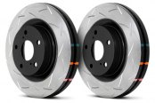 DBA® - 4000 Series™ T3 Slotted Rotors