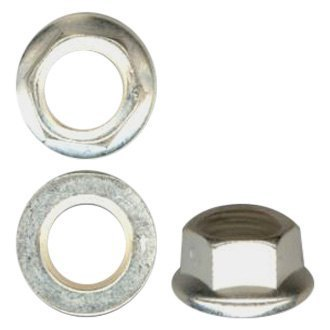 "DBA® - 1/4"" UNF NAS Hex Head Crimp Nut for DBA 5000 Rotors"