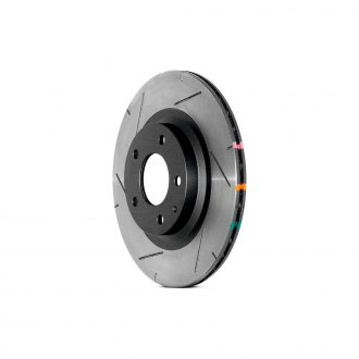 DBA® - Police Pursuit Series T3 Slotted 1-Piece Brake Rotor