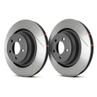 DBA® - Police Pursuit Series T3 Slotted Rotor