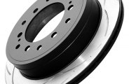 DBA® DBA475S - Street Series™ T2 Slotted Rear Rotor