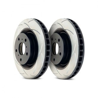 DBA® - Street Series™ T2 Slotted Brake Rotor