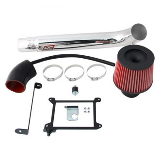 DC Sports® - Gloss Aluminum Cold Air Intake System