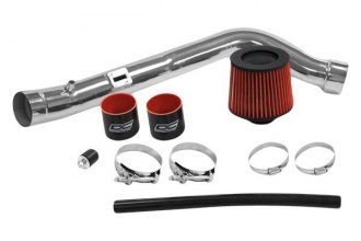 DC Sports® - Polished Aluminum Cold Air Intake System