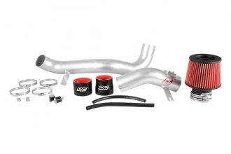 DC Sports® - Powder Coated Aluminum Cold Air Intake System