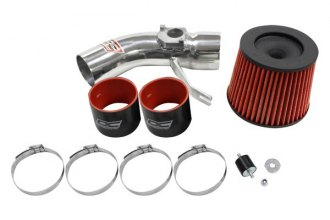 DC Sports® - Polished Aluminum Short Ram Intake System