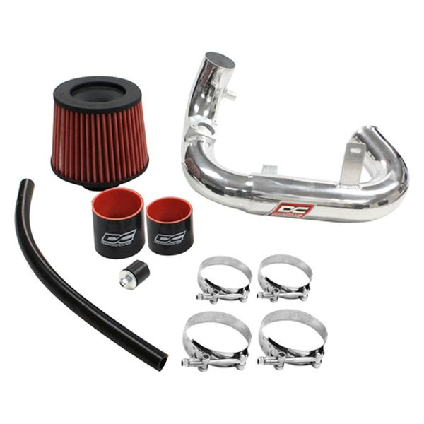 DC Sports® - Polished Aluminum Air Intake System