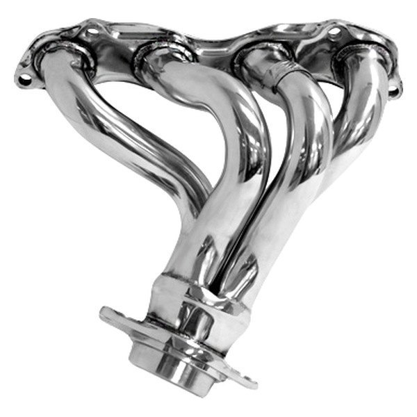 DC Sports® - Polished Stainless Steel 4-2-1 Header