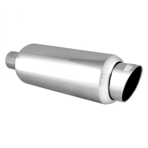 DC Sports® - 304 SS Muffler with Tip