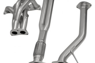 DC Sports® - Ceramic Coated Stainless Steel 4-2-1 Race Exhaust Header