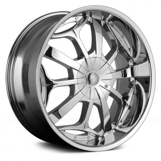 DCENTI® - DW701 Chrome