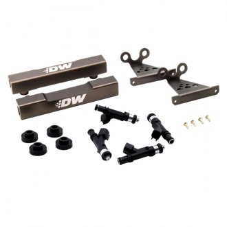 DeatschWerks® - Side Feed to Top Feed Fuel Rail Conversion Kit