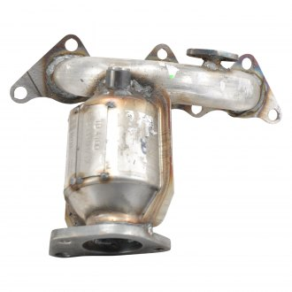 DEC® - Driver Side Exhaust Manifold with Integrated Catalytic Converter