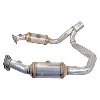 DEC® - Direct Fit Catalytic Converter Assembly