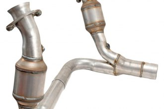 DEC® - Catalytic Converter and Pipe Assembly