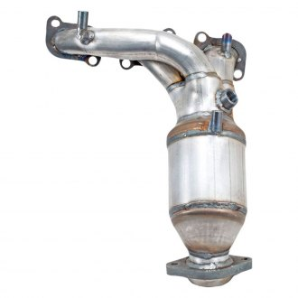 DEC® - Exhaust Manifold with Integrated Catalytic Converter