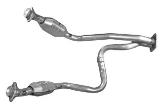 DEC® - Direct Fit Catalytic Converter with Pipe Assembly