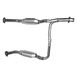 DEC® - Standard Direct Fit Catalytic Converter and Pipe Assembly