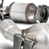 DEC®- Catalytic Converter and Pipe Assembly
