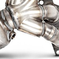 DEC®- Exhaust Manifold with Integrated Catalytic Converter