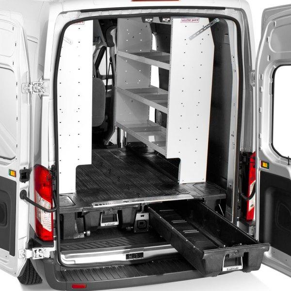 Decked 174 Ram Promaster 2500 2015 Cargo Van Storage System