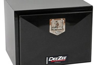 Dee Zee® - Heavy Duty Black Steel Underbed Tool Box