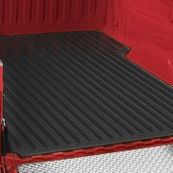 Image may not reflect your exact vehicle! Dee Zee® - Bed Mat Installed