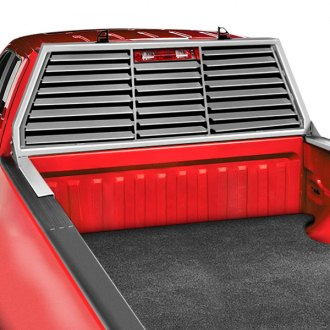 Dee Zee® - Louvered Cab Rack
