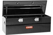 Image may not reflect your exact vehicle!Dee Zee® - Standard Single Lid Utility Chest Tool Box