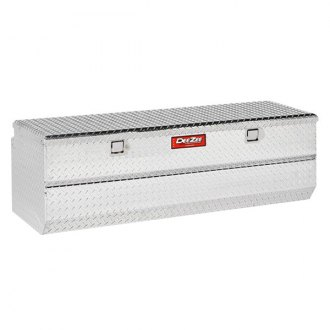 Dee Zee® - Red Label Utility Chest Tool Box with Slant