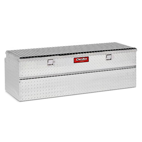 Dee Zee® - Red Label Brite Diamond-Tread Utility Chest Tool Box
