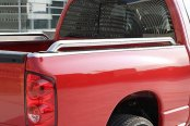 Image may not reflect your exact vehicle! Dee Zee® - Side Rails Installed
