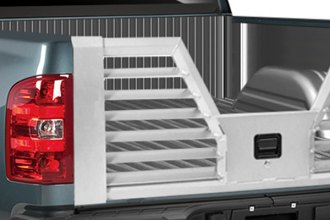 Dee Zee® - Louvered Flow-Thru Tailgate