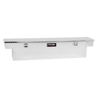 Dee Zee® - Specialty Series Brite Diamond-Tread Narrow Single Lid Crossovers Tool Box