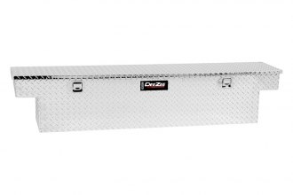 Image may not reflect your exact vehicle!Dee Zee® - Narrow Single Lid Crossover Tool Box