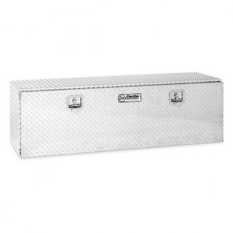 Dee Zee® - Brite Diamond-Tread Aluminum Underbed Tool Box