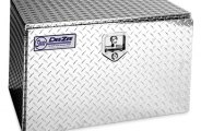 Dee Zee® - Brite Diamond-Tread Aluminum Underbed Box