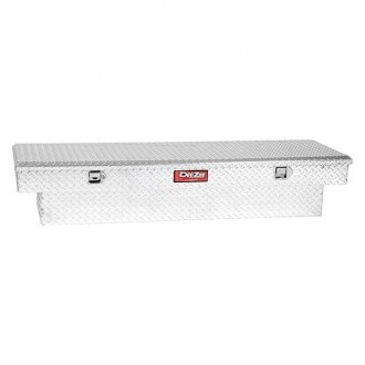 Dee Zee® - Red Label Standard Single Lid Pull Handle Crossover Tool Box