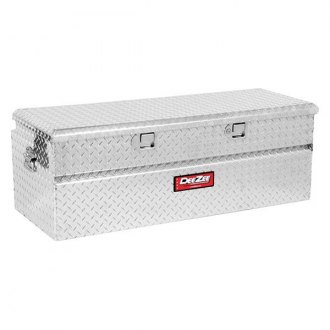 Dee Zee® - Red Label Standard Single Lid Pull Handle Utility Chest Tool Box