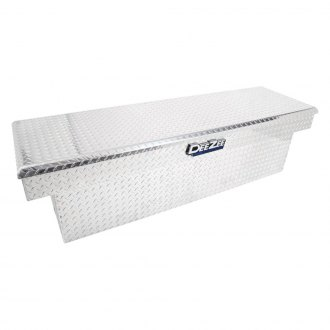 Dee Zee® - Blue Label Deep Single Lid Padlock Crossover Tool Box
