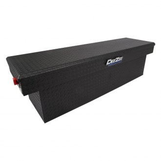 Dee Zee® - Blue Label Padlock Deep Single Lid Crossover Tool Box