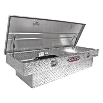 Dee Zee® - Red Label Standard Single Lid Crossover Tool Box