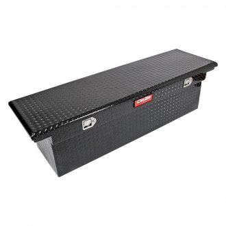 Dee Zee® - Red Label Deep Low Profile Single Lid Crossover Tool Box