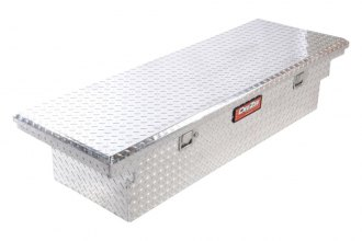 Dee Zee® - Red Label Low Profile Single Lid Crossover Tool Box