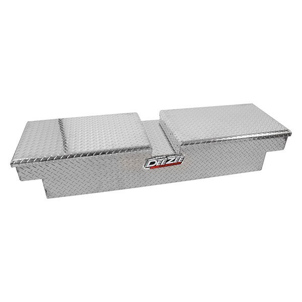 Dee Zee® - Standard Dual Lid Gull Wing Crossover Tool Box