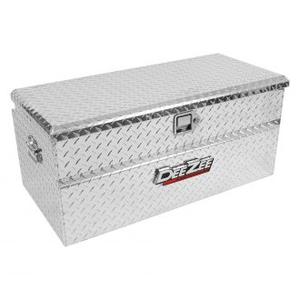 Dee Zee® - Red Label Standard Single Lid Paddle Handle Utility Chest Tool Box