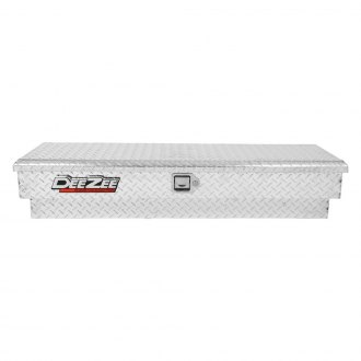 Dee Zee® - Red Label Standard Single Lid Side Mount Tool Box