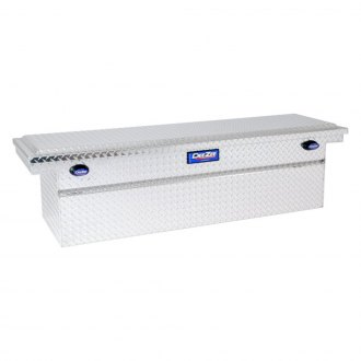 Dee Zee® - Blue Label Low Profile Single Lid Crossover Tool Box