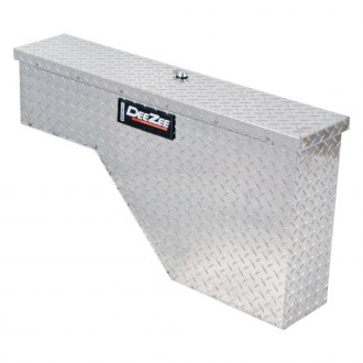 Dee Zee® - Specialty Series Single Lid Wheel Well Tool Box